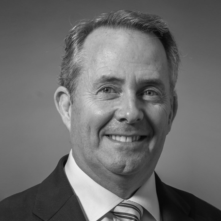 Rt Hon Dr Liam Fox
