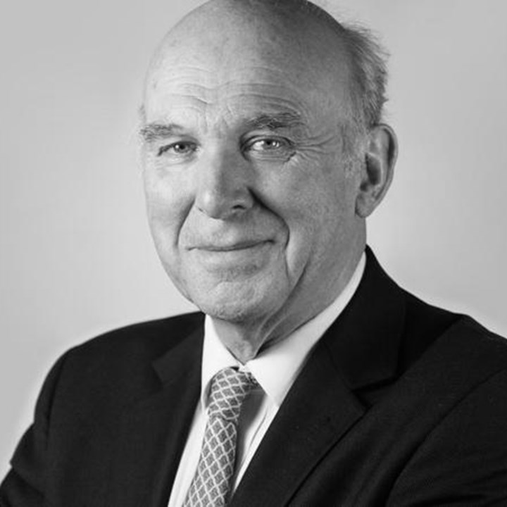 Rt Hon Sir Vince Cable