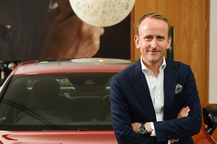 Business Breakfast feat. Kristian Elvefors, Managing Director, Volvo Cars UK