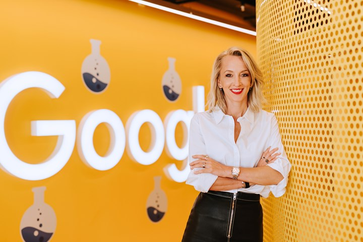 Business Breakfast feat. Anna Wikland, Country Director for Google